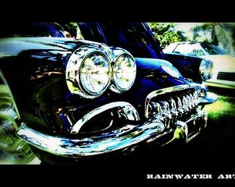 Grilled Digital art  By C Rainwater