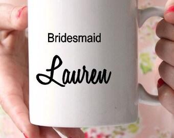Personalized Mug - Name Coffee Mug - Holiday Gift Idea - Custom Coffee Mug - Personalized teachers Gift - Christmas Gift - Gift  Exchange
