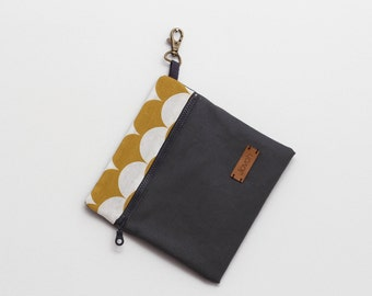 Small cotton pouch for all the little things