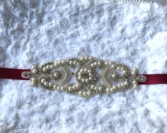 SALE BRIDAL SASH, Bridal sash, silver belt, Bridal crystal belt, Rhinestone belt, Wedding sash/belt Bridesmaid belt Dress Sash/Belt