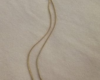 Vintage Monet Slide Necklace