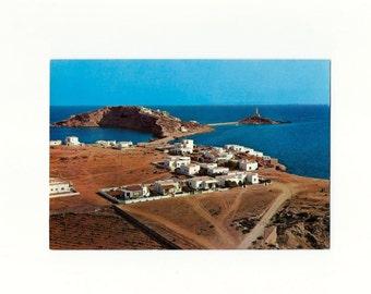 Unused Vintage Ibiza Postcard, Talamanca and Botafoch- Spain -1966 - C28