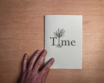 Photo Zine   Time