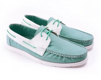 Biggdesign AnemosS Su Yeşili Erkek Ayakkabı