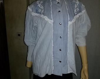 Jeans blouse from St. Denis-LONDON/Paris-Gr. 1