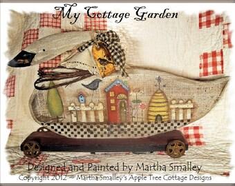 Apple Tree Cottage Original Design E Pattern  - My Cottage Garden
