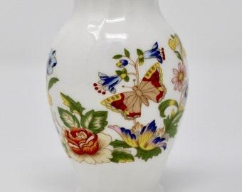 "AYNSLEY Cottage Garden 3"" Mini Bud Vase"