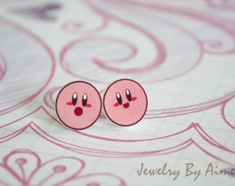 Kirby Stud Earrings - Mix and Match!