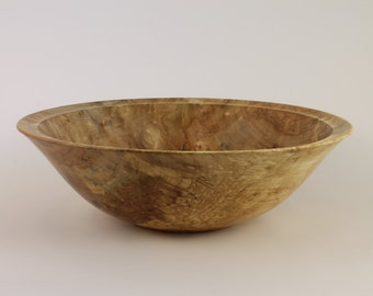 Delightful Handmade Bowl-Fantastic Vessel that Could Be A Salad Bowl or a Fruit Bowl