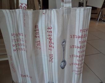 Tote bag good appetite