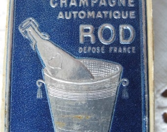 Vintage Bouchon a Champagne ROD – French Bottle Stopper
