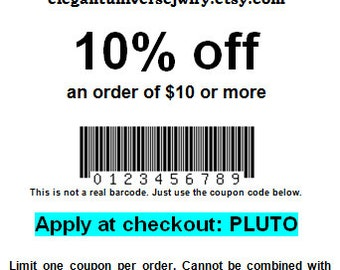 COUPON, sale, deal - jewelry and accessories coupon code - Do not purchase