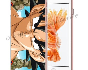 DRAGONBALL Z Smartphone transparent TPU Case with motif fit for Smartphone models Huawei iphone SAMSUNG Cartoon Comic M11