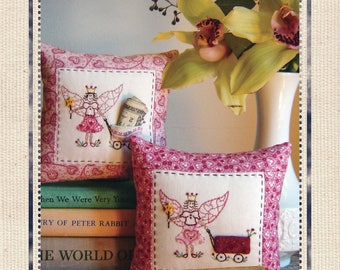 My Tooth Fairy Pillow pattern by Blueberry Backroads
