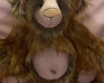 Meet Winsley A Handmade One Of A Kind Artist Bear From Billington Bears