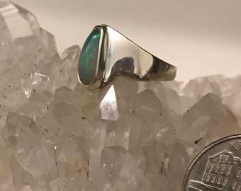 Ethiopian Opal Ring, Size 7