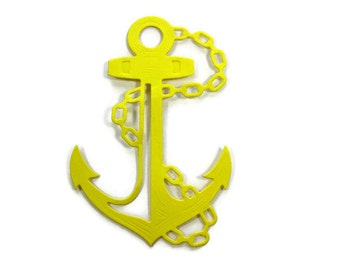 Anchor and Chain Die Cut set of 10
