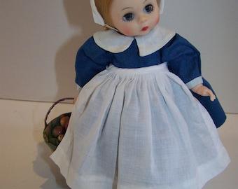 Priscilla 1965Madame Alexander 8 in vintage doll