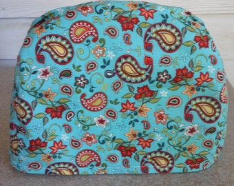 Southwest Paisley Cuttlebug Cover, Handmade, Scrapbooking