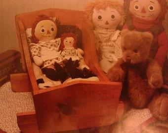 Doll Cradle Pattern