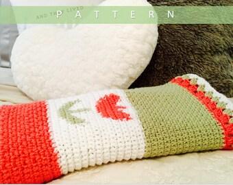 Crochet Blanket Pattern/ Baby Blanket Pattern/ Crochet Baby Blanket Pattern/ Heart Blanket Pattern