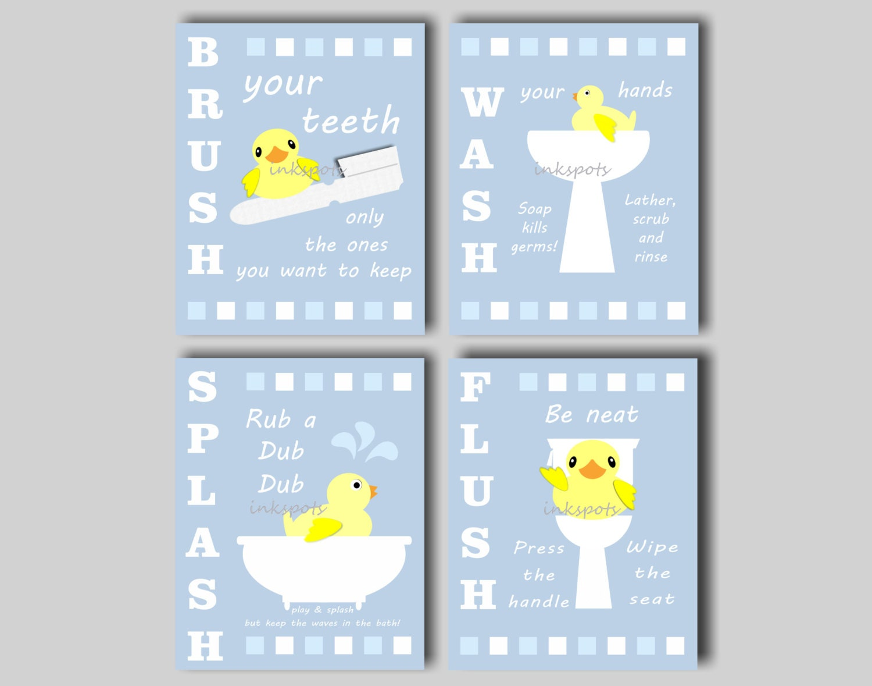 Rubber Ducky Bathroom Set.  F0 9f 94 8ezoom