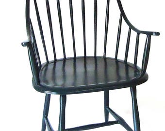 Solid Aluminum Windsor Chair