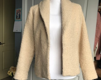 Vintage Eileen Fisher coat