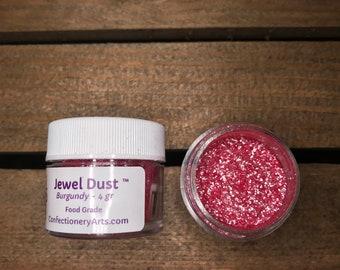 Jewel Dust in Burgundy