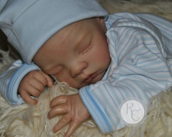 Surprise Preemie Reborn Lifelike Art Doll * Realistic Baby Doll * Collectible Doll * Reborn Baby Boy or Girl Premature