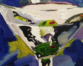 Abstract Martini
