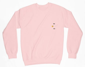 Bee nice - Womans sweatshirt 2W028