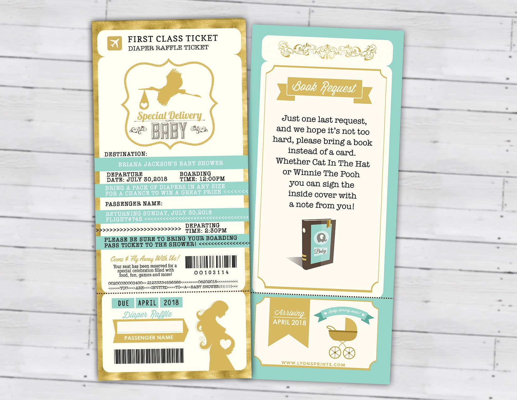 Diaper raffle passport and ticket baby shower invitation coed baby diaper raffle passport and ticket baby shower invitation coed baby shower invitation travel baby shower invitation couples baby shower filmwisefo