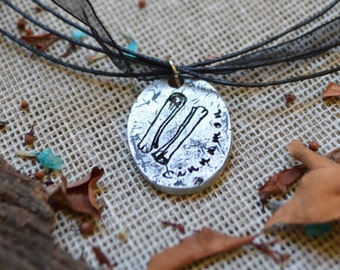 Cinnamon - Witchcraft Necklace//Magic Pendant//Magick//Wicca//Witchcraft Jewelry//Herbology