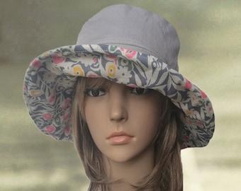 Wide brim suns hat, Womens summer hats, Brimmed hats suns, Vacation sun hats, Summer travel hats, Cotton summer hats, Vegan sun hats