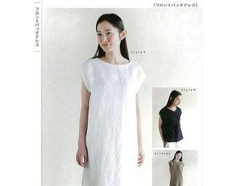 M141 ADULT Front / Back Dress - Japanese M Pattern