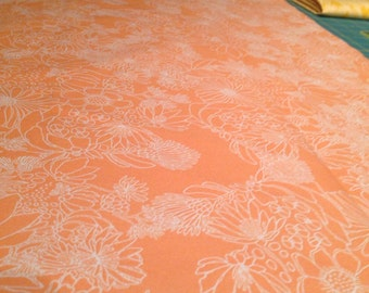 Sahiaro Picks Tang from Morning Walk, design by Leah Duncan, Art Gallery Fabrics,  in many lengths, 3 yards, 2 yards, 1 yard, and 1/2 yard.
