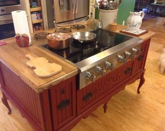 Kitchen islands   Etsy