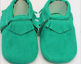 Baby Moccasins Native American