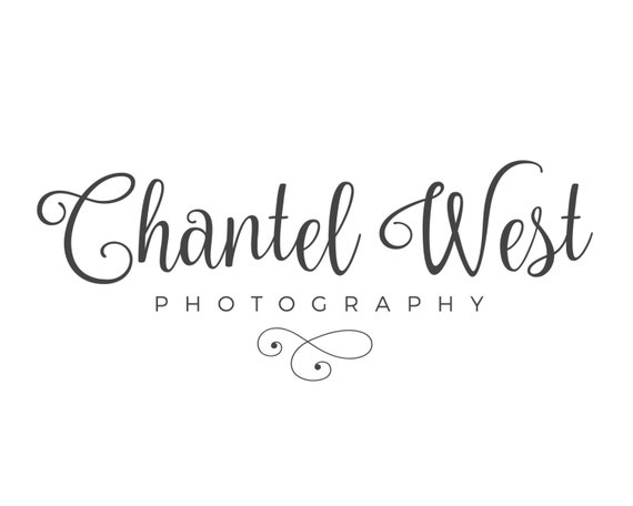 Photography Logo Design - Fancy Photography Logo - Handwriting Logo ...