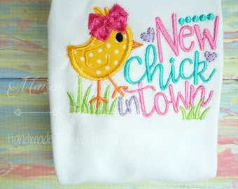 New Chick Bodysuit