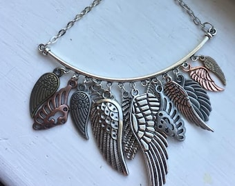 Angelic Harmony Charm Necklace SPN Supernatural