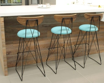 Stools Banquettes Etsy
