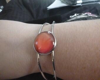 Orange Gradient Bracelet