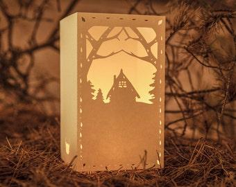 Paper lantern |  NINN'S CABIN