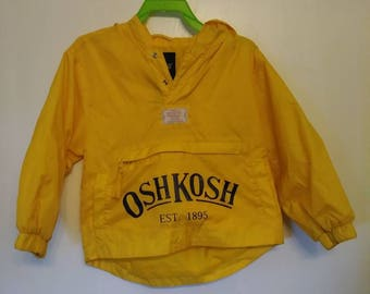 kids osh-kosh raincoat size 2-3 ..great condition...