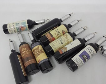 Large Wine Bottle Charms