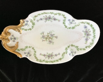 Vintage Limoges VanityTray