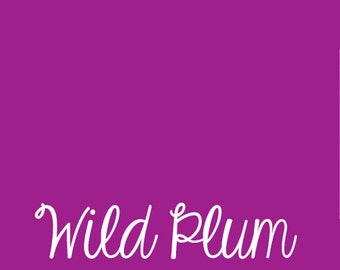 CLEARANCE SALE Wild Plum purplish pink ink pad for your rubber stamp