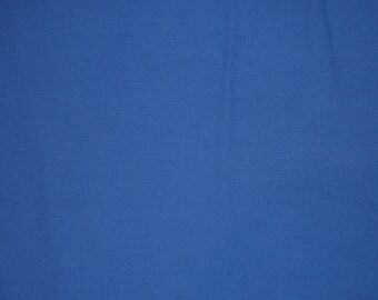 Royal Blue Solid Cotton Fabric quilting sewing crafts low price cotton fabric free shipping available Cotton fabric by the yard  SHIPS FAST